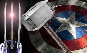 Superhero Academy 101: Metallurgy (Vibranium, Adamantium, and Uru ...
