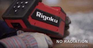 Rigaku KT-100S LIBS No Radiation Concern