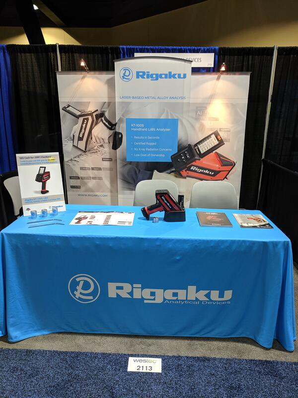 WESTEC 2109 - Booth